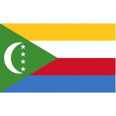 Comoros Flag Outdoor Nylon