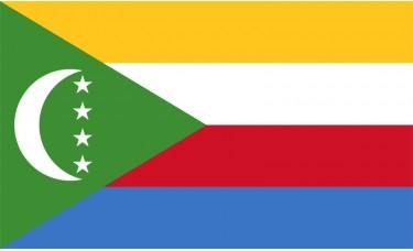 Comoros Flag Outdoor Nylon