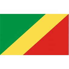 Congo Republic Flag Outdoor Nylon