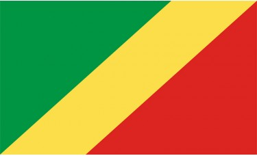 Congo Republic Flag Outdoor Nylon