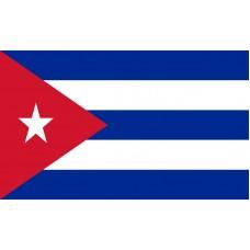 Cuba Flag Outdoor Nylon