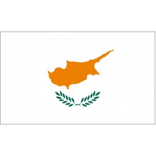 Cyprus Flag Outdoor Nylon