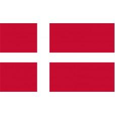 Denmark Flag Outdoor Nylon
