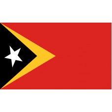East Timor Flag Outdoor Nylon