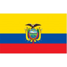 Ecuador Flag Outdoor Nylon