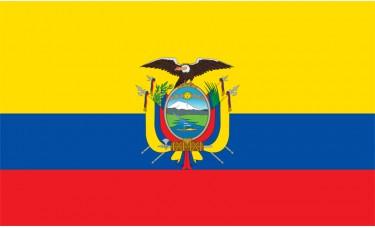 Ecuador Flag Outdoor Nylon