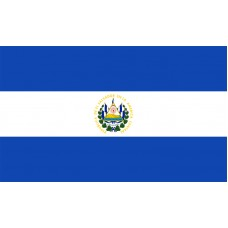 El Salvador Flag Outdoor Nylon