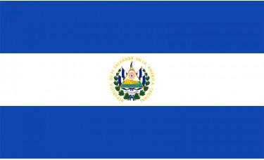 El Salvador Flag Outdoor Nylon