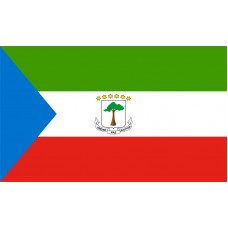 Equatorial Guinea Flag Outdoor Nylon