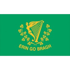 Erin Go Bragh Flag Outdoor Nylon