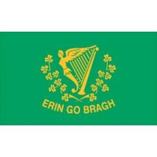 Erin Go Bragh Flag Outdoor Nylon