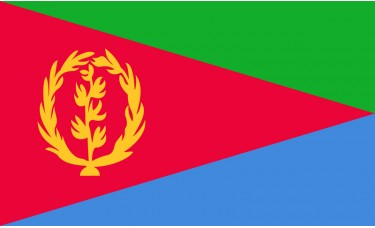 Eritrea Flag Outdoor Nylon