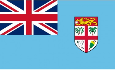 Fiji Flag Outdoor Nylon