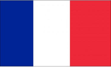 France Flag Outdoor Nylon