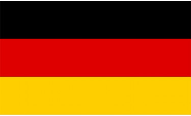 Germany Flag Outdoor Nylon