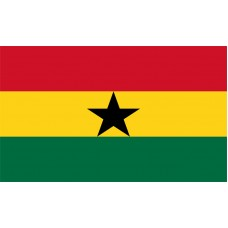 Ghana Flag Outdoor Nylon