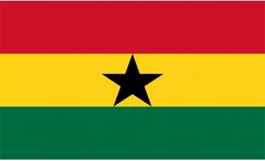 Ghana Flag Outdoor Nylon