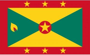Grenada Flag Outdoor Nylon