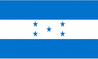 Honduras Flag Outdoor Nylon