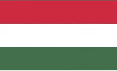Hungary Flag Outdoor Nylon