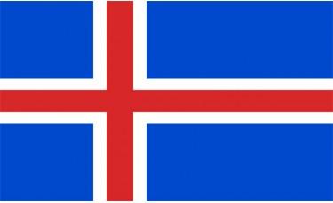 Iceland Flag Outdoor Nylon