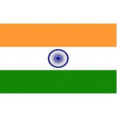 India Flag Outdoor Nylon