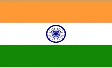 India Flag Outdoor Nylon