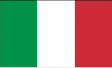 Italy Flag Outdoor Nylon