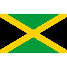 Jamaica Flag Outdoor Nylon