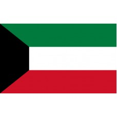 Kuwait Flag Outdoor Nylon