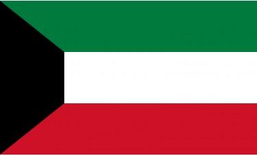 Kuwait Flag Outdoor Nylon