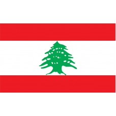 Lebanon Flag Outdoor Nylon