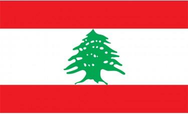 Lebanon Flag Outdoor Nylon