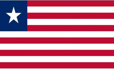 Liberia Flag Outdoor Nylon