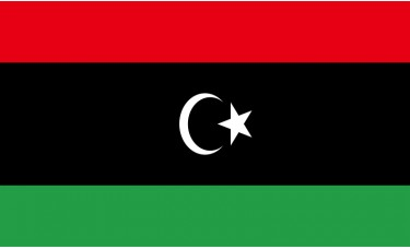 Libya Flag Outdoor Nylon