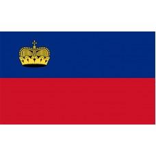 Liechtenstein Flag Outdoor Nylon