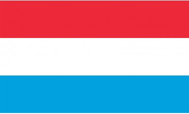 Luxembourg Flag Outdoor Nylon