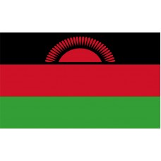 Malawi Flag Outdoor Nylon