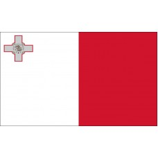 Malta Flag Outdoor Nylon
