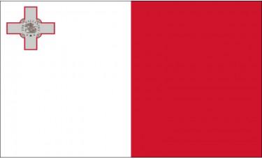 Malta Flag Outdoor Nylon