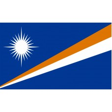 Marshall Islands Flag Outdoor Nylon