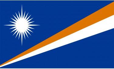 Marshall Islands Flag Outdoor Nylon