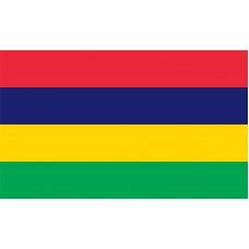 Mauritius Flag Outdoor Nylon