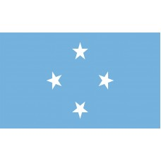 Micronesia Flag Outdoor Nylon