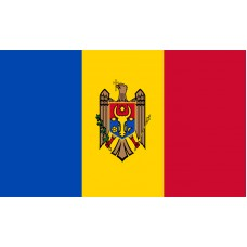 Moldova Flag Outdoor Nylon