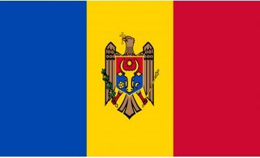 Moldova Flag Outdoor Nylon