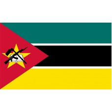 Mozambique Flag Outdoor Nylon