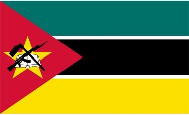Mozambique Flag Outdoor Nylon
