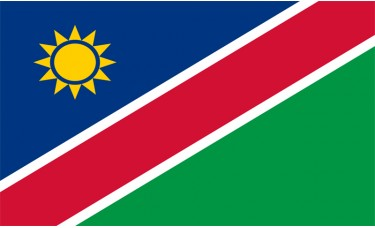 Namibia Flag Outdoor Nylon