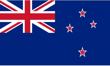 New Zealand Flag Outdoor Nylon